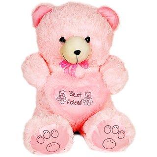 Teddy Bear In Soft Puffy