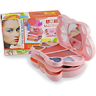 ADS NEW FASHION MAKEUP KIT WITH FREE LIPSTICK  RUBBER BAND - RMPG