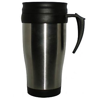 Stainless Steel Travel Tumbler Coffee Tea Mug piece