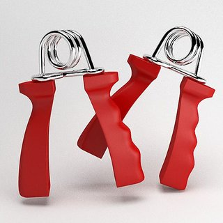 A SET OF 2 PCS STYLISH - COMFORTABLE STRONG HAND GRIPPER - FREE SHIPPING