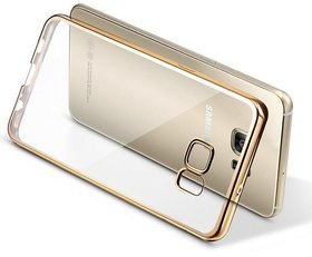 Soft Gold Plated Back Cover for Samsung Galaxy A7