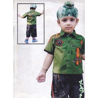 Apple Kids Wear Presnt Kids Capri