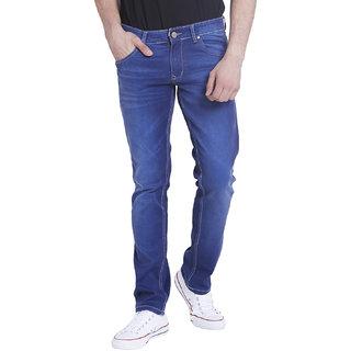 Globus MenS Blue Colored Jeans