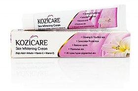 Kozicare Skin Whitening Fairness Cream - 20g (No of units 2)