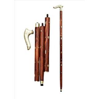 Royal Sheesham Wood Walking Stick