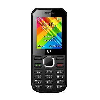 Videocon V1522 Dual SIM Mobile Phone ? Black Red