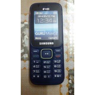 Buy Samsung Guru Music 2 Sm B310e Blue Online Get 3 Off