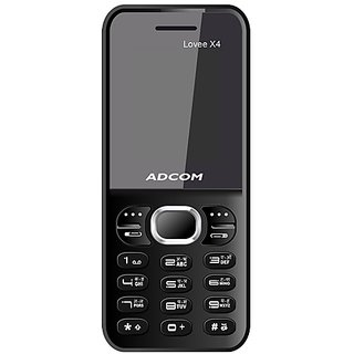 ADCOM X4 (LOVEE) DUAL SIM MOBILE-BLUE