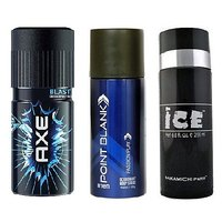Branded Deodorants
