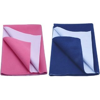 CHHOTE JANAB BABY COZY DRY WATERPROOF SHEET SMALL(SET OF 2)