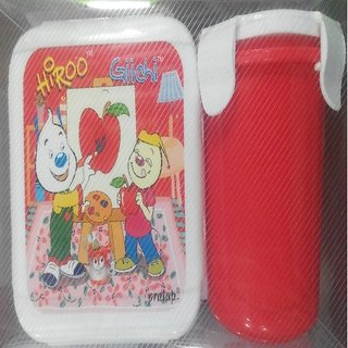 Tiffin Cum Lunch Box With Water Tumbler