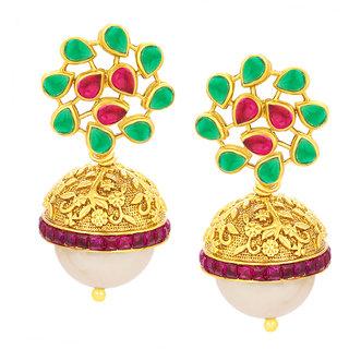 Sukkhi Fabulous Gold Plated Earring For Women