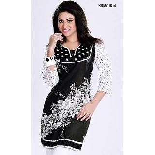 MELANGE Wrap Around Kurti