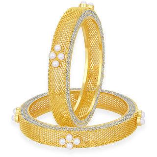 Sukkhi Astonishing Gold Plated Bangle For Women