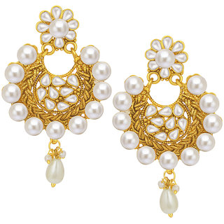 Sukkhi Attractive Gold Plated Earring For Women