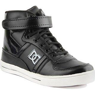 DK Derby Ko-hinoor Black Sneakers CASUAL SHOE