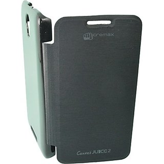 Totta Flip Cover for Micromax Canvas Juice 2