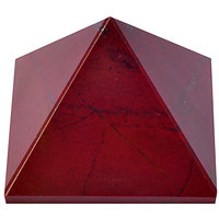 Abiruchi Vaastu Shop Vastu Red Jasper Pyramid 20mm