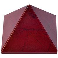 Subashini Crystal Stores Vastu Red Jasper Pyramid 20mm