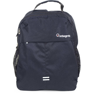 7e0522fae40e Buy Integriti Multicolor Casual Polyester Backpack Online - Get 0% Off