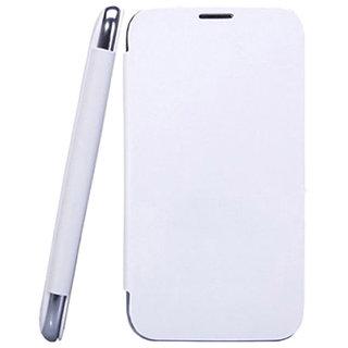 Nokia Flip Case Cover For Lumia 620 WHITE