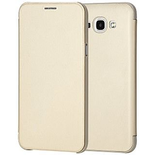 SellNxt Leather Flip Cover for Samsung Galaxy A8