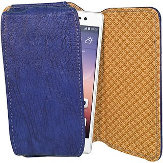Totta Pouch for Huawei Ascend Y300 (Blue)