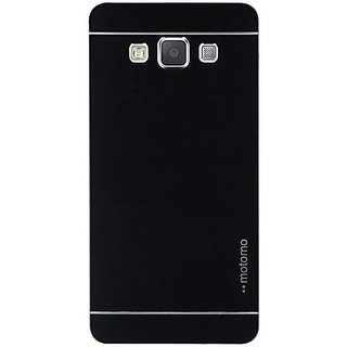 Motomo Back Cover for Samsung Galaxy J7(Metalic Black)