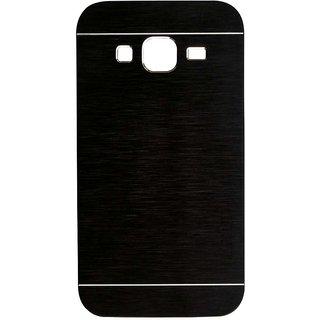 Dclair Premium Motomo Back Case Cover For Samsung Galaxy J5 Black
