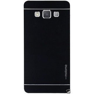 SAMSUNG GALAXY J2 PLAIN MOTOMO BACK CASE COVER Black