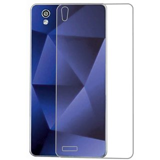 SpectraDeal Back Cover For Oppo Mirror 5 (transparent)case
