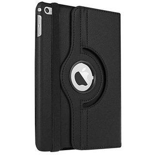 iCase 360 Rotating Smart Case Cover for Apple Ipad Mini 4-Black