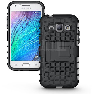 Clorox Hybrid Kick Stand Back Cover For Samsung galaxy J7