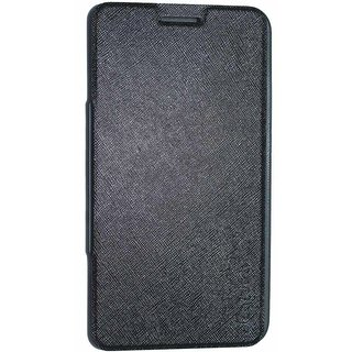 cheap for discount 57e89 bdba5 SellNxt Flip Cover with Soft TPU Back for HTC Desire 326G (Black)