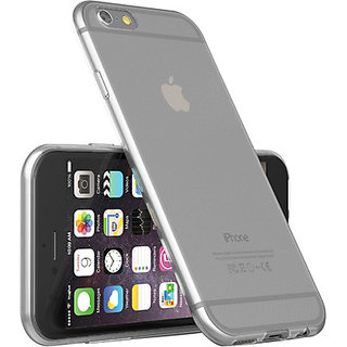 Transparent Back Cover for Apple iPhone 6