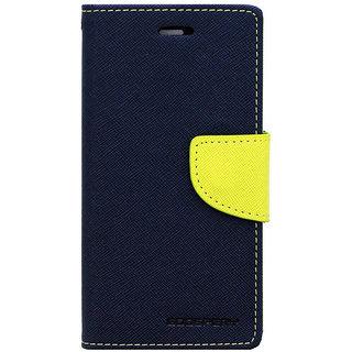 Mercury Goospery Wallet Card Slot Flip Case Cover For Sony Experia C3 GCSON07531
