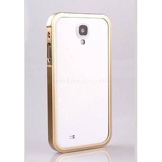 Bumper case for Samsung Galaxy S4 (Gold)