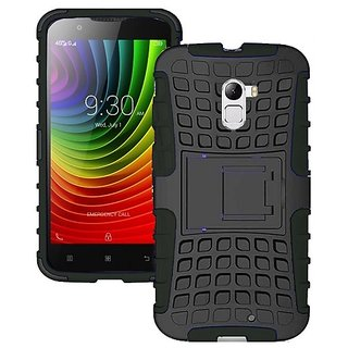 Karpine Shock Proof Case For Lenovo K4 Note Black