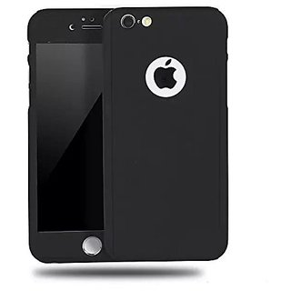 IPAKY ORIGINAL BLACK cover for Apple iPhone 6 (4.7 model)