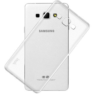Back cover for samsung Galaxy A8 (Transparent)