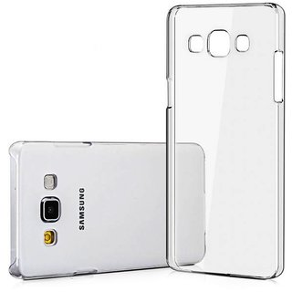 Back cover for Samsung Galaxy On5 (Transparent)