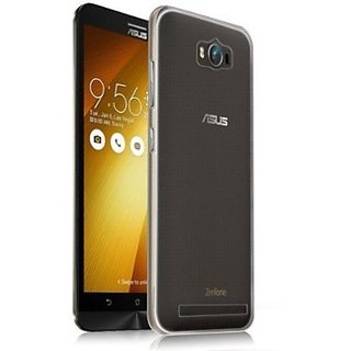 san francisco 8fad0 1bbee Back Cover for Asus Zenfone Max(Transparent)