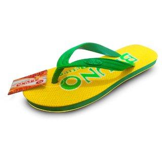 Bruno Active Flip-flops - Yellow