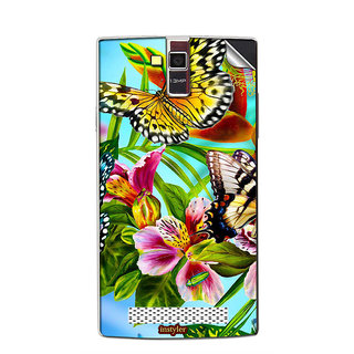 Instyler Mobile Skin Sticker for XOLO Q2000