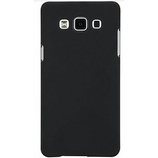TomWay Mobile Back Cover For Samsung Galaxy J5 ( Black )