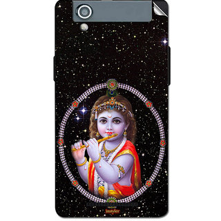 Instyler Mobile Skin Sticker for XOLO Q710S