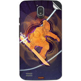 Instyler Mobile Skin Sticker for XOLO T1000 PLAY