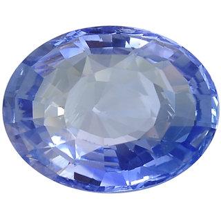 Jaipur gemstone 6.25  carat blue sapphire neelam, shanistone.