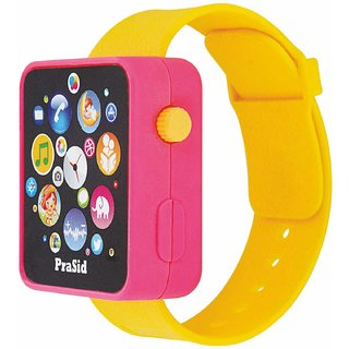 PraSid English Learner Smart Watch PinkYellow