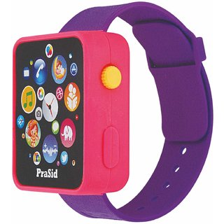 PraSid English Learner Smart Watch PinkPurple
